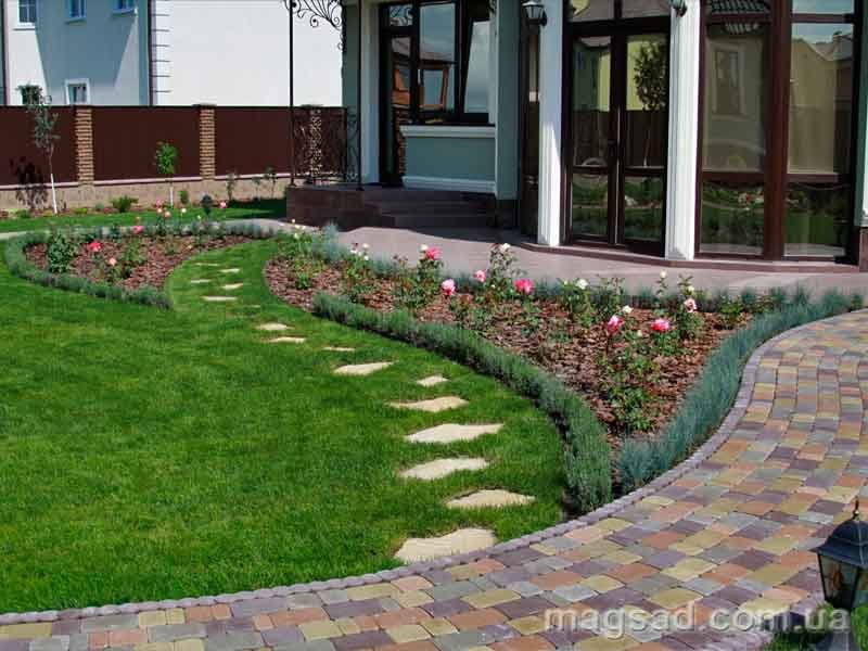 ландшафтный дизайн от «Магия сада»